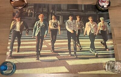 $3 • Buy Bts The Most Beautiful Moment In Life Unfolded Official Poster