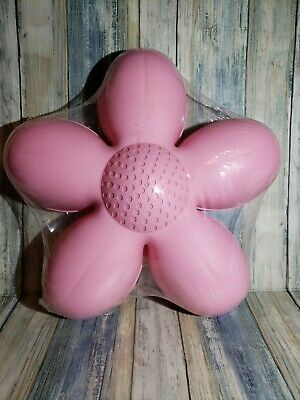 IKEA SMILA BLOMMA 14  Pink Flower NIGHT WALL LIGHT LAMP Bedroom Decor~NEW • 21.45£