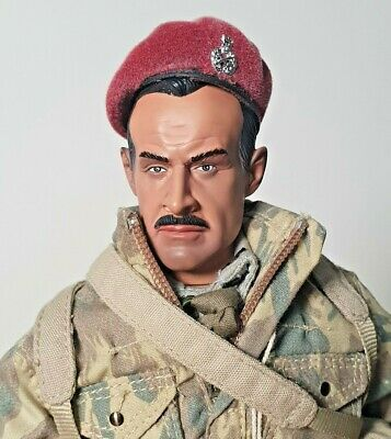 Did Dragon In Dreams 1:6th Scale Ww2 British Airborne Paratrooper Roy 1944 • 100£
