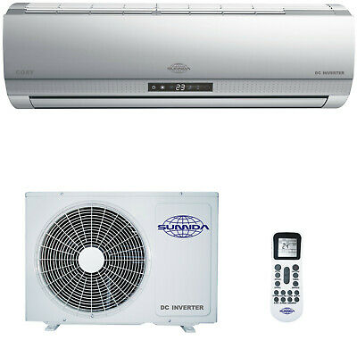 AU1100 • Buy CLEARANCE SALE 6.0kw Reverse Cycle Split DC Inverter Air Conditioner Heavy Duty