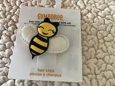 $10.95 • Buy  Gymboree Girls NWT Bee Chic Hair Clip Barrette All Sz 2 3 4 5 6, 12 18 24 Mo
