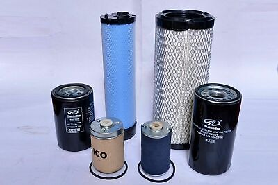 $72.50 • Buy Mahindra Tractor Filter Economy Pack Of 6 For 4500 / 5500 / 6000 / 6500