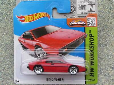 $ CDN6.90 • Buy Hot Wheels 2015 #219/250 1976 LOTUS ESPRIT S1 Red New Casting