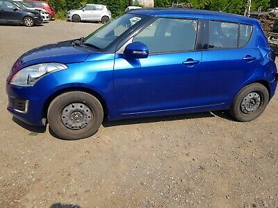 AU9.99 • Buy WRECKING SUZUKI SWIFT FZ, 02/11- 17  50,000Kms Blue, Most Parts Available