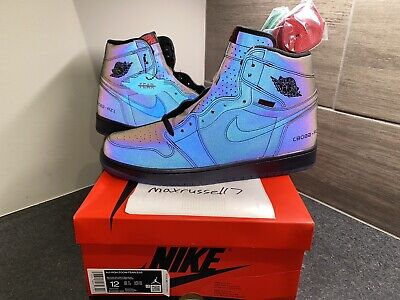 $180 • Buy Nike Air Jordan 1 Retro High Zoom Fearless Brand New Ships Now