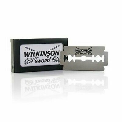 WILKINSON SWORD | Double Edge Razor Blades | Premium Safety DE  • 6.99£