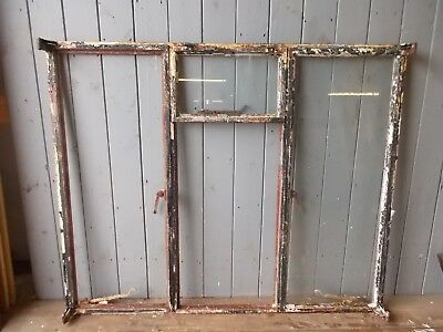 Reclaimed Metal Crittall Window • 100£