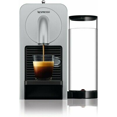 View Details Nespresso Prodigio Coffee Maker, Silver By Magimix The Connected Machine • 94.99£