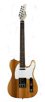 AU169 • Buy Axiom Atlantis Vintage Style Electric Guitar Natural Finish