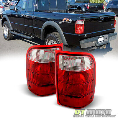 $54.99 • Buy For 2001-2011 Ford Ranger Pickup Truck Tail Lights Brake Lamps Replacement 01-11