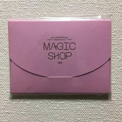 $39.90 • Buy BTS - MINI PHOTOCARD SET 1 - MAGIC SHOP -5th Muster Japan Fan Meeting - Official