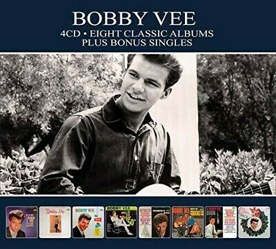 $14.24 • Buy Bobby Vee - Eight Classic Albums + Singles [New CD] Holland - Import