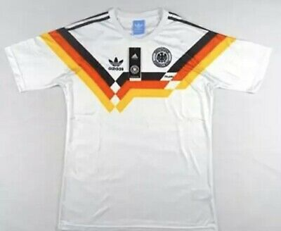 West Germany/Italia '90 - Adidas Retro Jersey (New/Unworn) XL • 49.99£