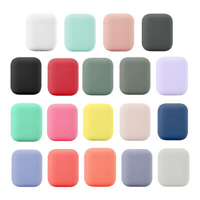 $ CDN9.28 • Buy AirPods Accessories Case Protective Silicone Cover Skin Strap For Apple