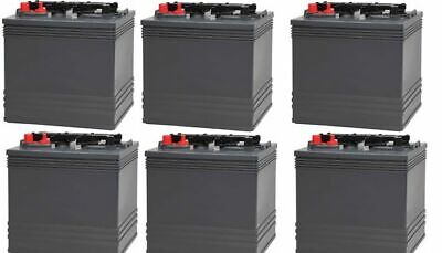 AU2333.54 • Buy Replacement Battery For Club Car 8v Carryall Turf 6 Electric Golf Cart 6 Pack 8v
