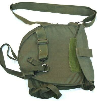 £7.99 • Buy Vintage U.S. Military Issue Olive Green Respirator Mask Bag - Used