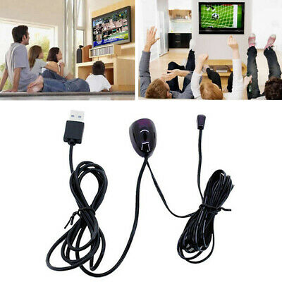 $3.29 • Buy IR Infrared Remote Control Receiver Extender Repeater Emitter USB Adapter Cable
