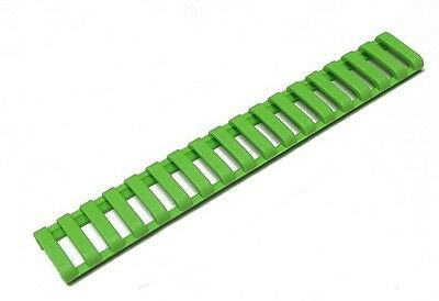 $8.99 • Buy One (1) ERGO Ladder Low Profile Rail Covers MAGPUL Zombie Green LowPro