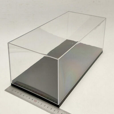 £31 • Buy 1:18 Scale Model Car Acrylic Case Display Boxes Gifts Transparent Dustproof Toy
