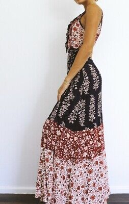 AU63.50 • Buy Gorgeous Tigerlily Haveli Maxi Dress Size 8