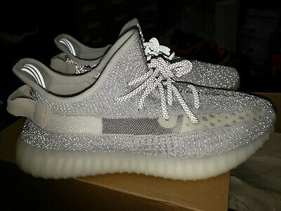 $599.99 • Buy Adidas Yeezy Boost 350 V2 Static REFLECTIVE US Size 10.5 NEW AUTHENTIC