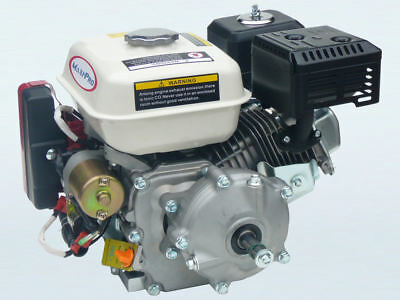 AU349 • Buy 6.5hp Electric Start Petrol Stationary Engine With 6:1 Reduction, 19mm Shaft