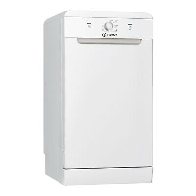 View Details Indesit Freestanding DSFE1B10 45cm Dishwasher 10 Place Setting A+ - White • 207.99£