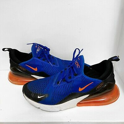 $60 • Buy Nike Air Max 270 Racer Blue Mens Size 11