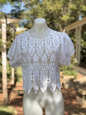AU35 • Buy ALICE McCall  White Top Size 10