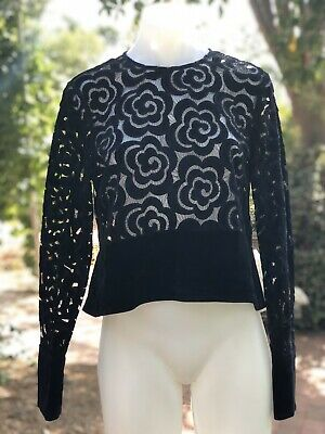 AU35 • Buy ALICE McCALL Black Top Size 10