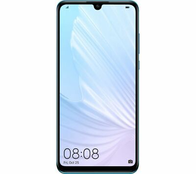 HUAWEI P30 Lite New Edition - 256 GB Android Mobile Smart Phone Crystal - Currys • 229.99£