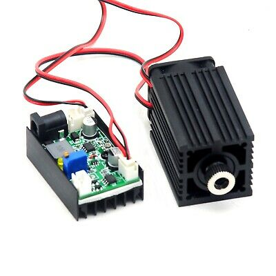 AU53.11 • Buy 1000mW 850nm Infrared 1W Focusable Dot 12V Laser Diode Module Fan Cooling