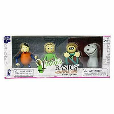 $ CDN27.15 • Buy Baldi`s Basics Collectable Figure Pack - Series 2 (UK IMPORT) TOY NEW