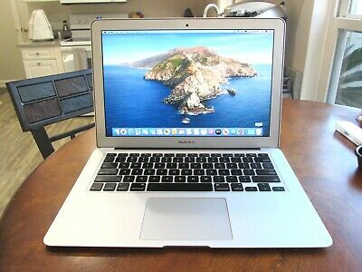 $379 • Buy Apple MacBook Air A1466 13.3  I5 (2015) 4GB RAM 128GB SSD Office 2016 Nice!!!!!