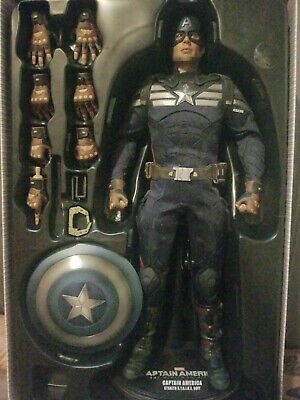 $200 • Buy Hot Toys 1/6 Captain America Stealth Suit Winter Soldier