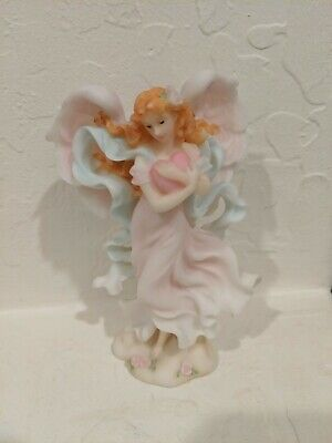 $9.99 • Buy Roman Seraphim Classics February Angel Of The Month #81812 - 1999