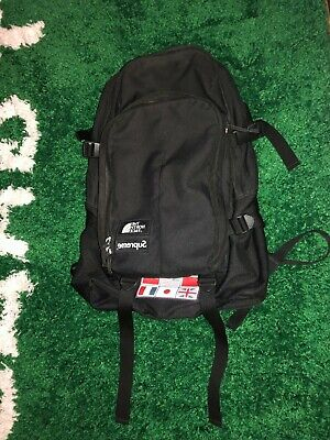 $ CDN643.56 • Buy Supreme X Northface Expidition Backpack/daypack Black SS14