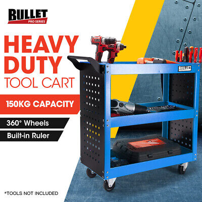 AU97 • Buy 【EXTRA15%OFF】BULLET Tool Trolley Cart Workshop Trolly Mobile Storage