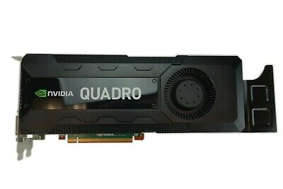 $ CDN517.09 • Buy Lenovo Nvidia Quadro K5000 4GB Dual DP1x DVI-I 1x DVI-D PCI-e Video Card 03T8311