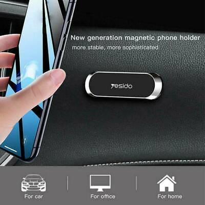 $2.94 • Buy Strip Shape Magnetic Phone Holder Stand For IPhone Mount Car Auto Accessories.