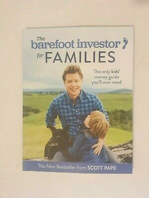 AU20 • Buy The Barefoot Investor For Families - Scott Pape