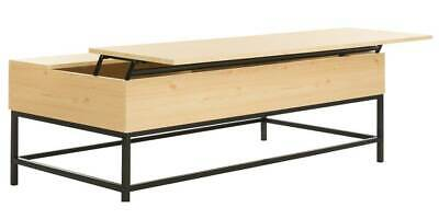 $239.31 • Buy Gina Lift-Top Coffee Table In Light Oak And Black Finish [ID 3750877]