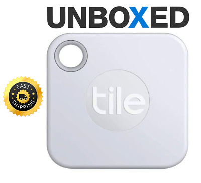 Tile Mate 2020 GPS Bluetooth Tracker - Key Finder Locator - White • 17£