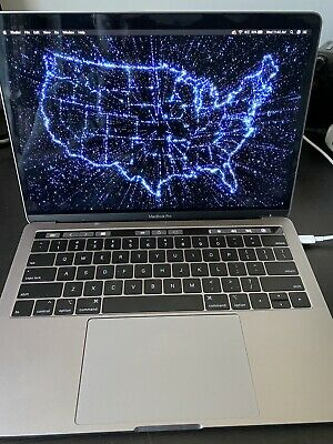 """$800 • Buy MacBook Pro 13"""" With Touch Bar 2018"""