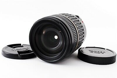 AU163.62 • Buy Tamron AF 18-200mm F/3.5-6.3 XR LD IF Macro Lens Canon [Exc From Japan F/S