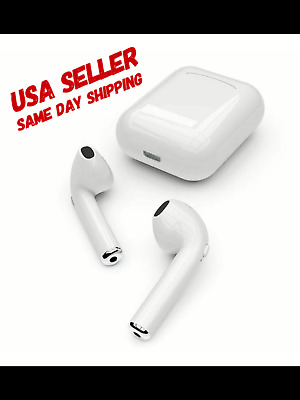 $ CDN49.89 • Buy Wireless Bluetooth Headsets Earbuds Compatible With Apple IPhone AirPods 2 IPad