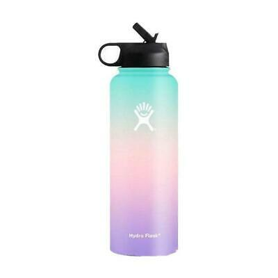 $36.99 • Buy Wide Mouth Hydro Flask With Straw Lid