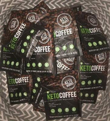 $14.99 • Buy It Works Keto Coffee (4 Units) $14.99 Free Shipping