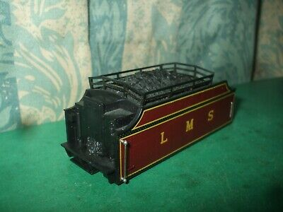 £14.95 • Buy HORNBY LMS UNREBUILT PATRIOT RED TENDER BODY ONLY - No.3