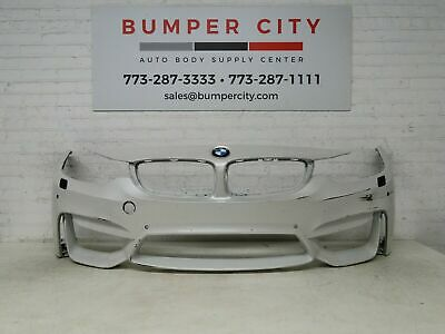 $249 • Buy OEM 2015 2016 2017 BMW M3 M4 Front Bumper Cover 5111 8054290